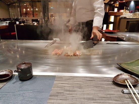 Photo de kamome gen ve tripadvisor for Ambiance cuisine geneve