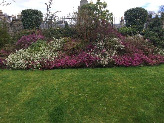 Pitlochry Institute Park/War Memorial and Memorial Garden Resmi