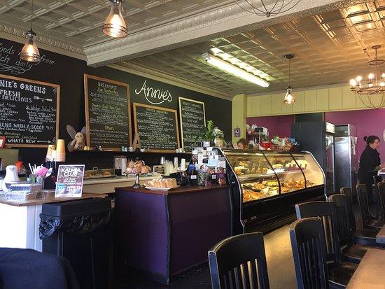 Lambertville, NJ: Annie's Gourmet