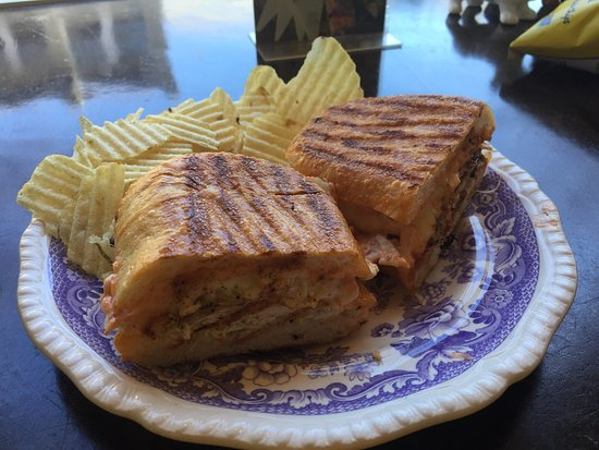 Lambertville, Νιού Τζέρσεϊ: Annie's Gourmet