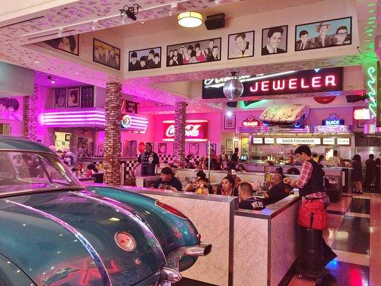Corvette diner deals