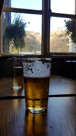 Great Lake District pub.