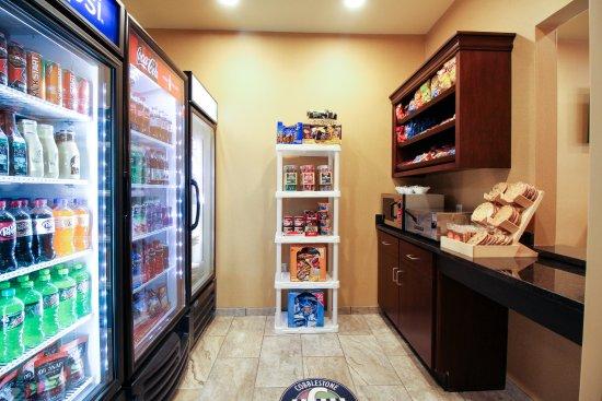 Devils Lake, Dakota del Norte: Onsite Convenience Store