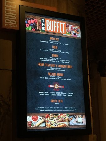 MORE The Buffet at Luxor: photo1.jpg