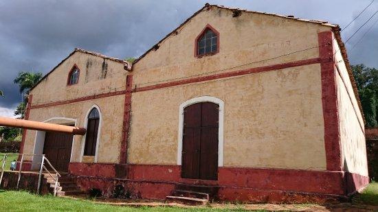 Sao Carlos, SP: Fazenda Santa Maria do Monjolinho