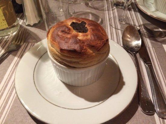 La Cuisine de Philippe : Suflê.
