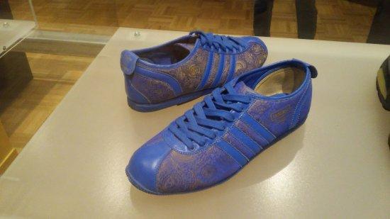 Oakland Museum of California: special exhibit: Sneakers