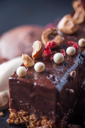 Lindisfarne, Australia: Chocolate Délice