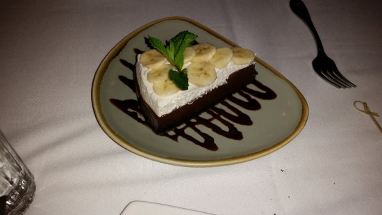 Highland Park, IL: Chocolate Banana Pie