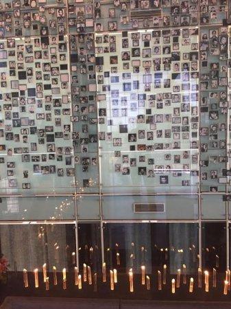 Museo de la Memoria y los Derechos Humanos (Museum der Erinnerung und der Menschenrechte): Pictures of the Disappeared