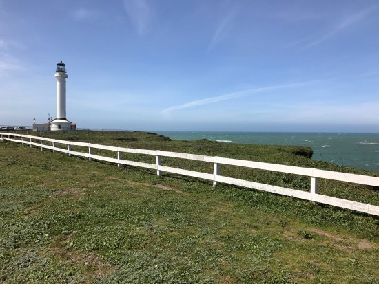 The Sea Ranch, CA: Point Arena Lighthouse