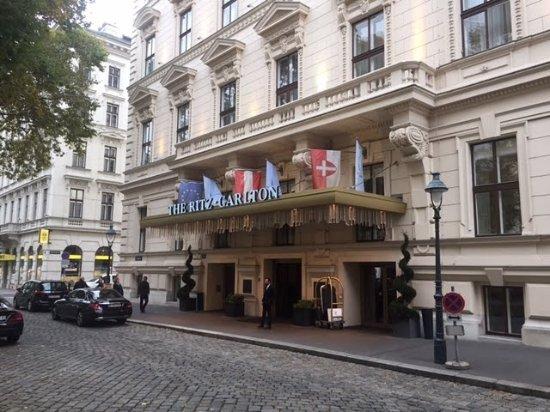 The Ritz-Carlton, Vienna : Ritz Carlton, Vienna