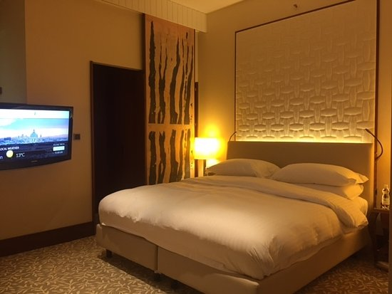The Ritz-Carlton, Vienna : Extremely comfortable beds