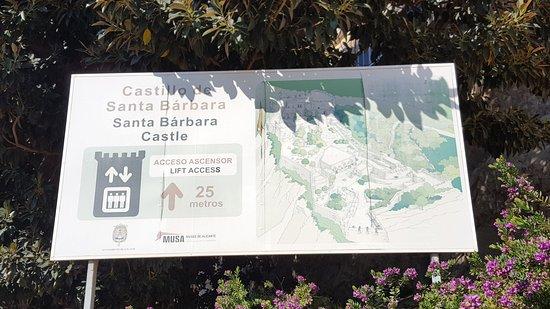 Castillo de Santa Bárbara: Castle of Santa Barbara