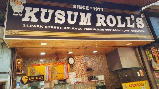 Image result for Kusum Rolls kolkata