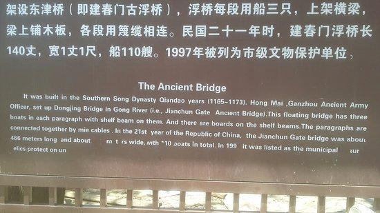 Ganzhou, Kina: Signage