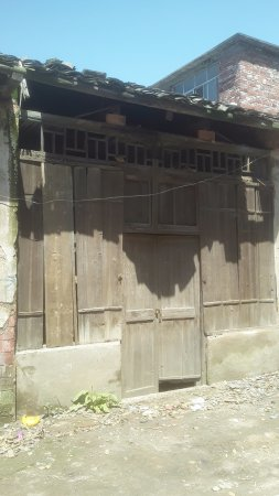 Ganzhou, Kina: Village scene