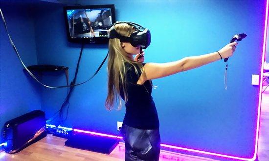 LosVirtuality - Virtual Reality Gaming Center