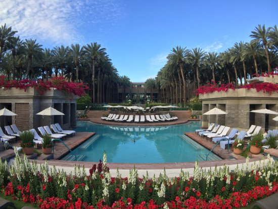 Hyatt Regency Scottsdale Resort and Spa at Gainey Ranch: Adults-only pool