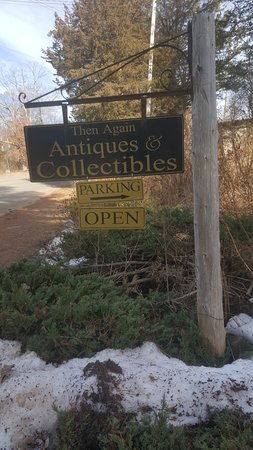 Then Again Antiques and Collectibles