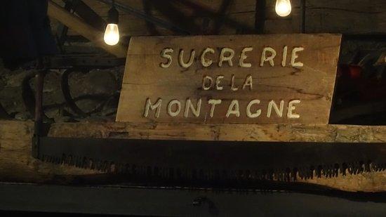 Saint-Esprit, Canada: Cabane a Sucre de la Montagne