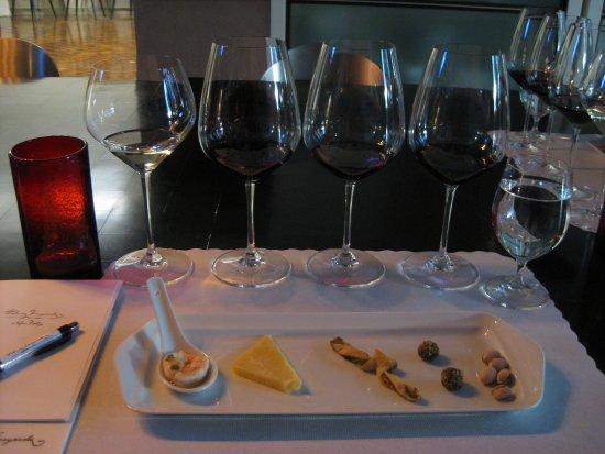 Palmaz Vineyards: The most incredible pairings