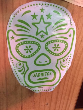 Tuluum Restaurante & Tequila Bar: cool mask