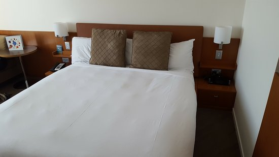 Novotel Christchurch Cathedral Square Hotel: Good, comfortable beds