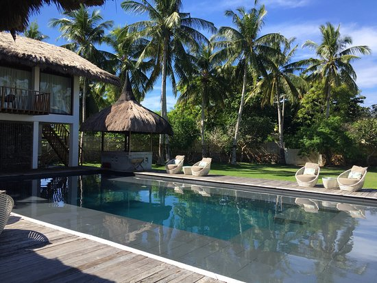 The Ananyana Beach Resort & Spa: The Ananyana Pool, Doljo, Bohol