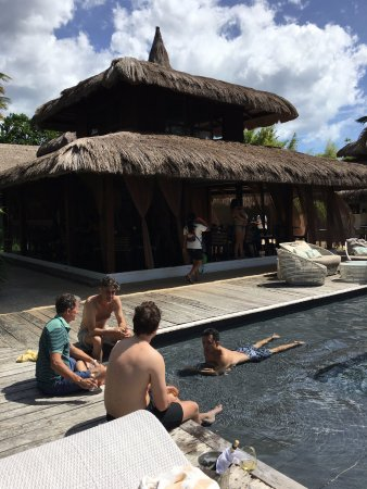 The Ananyana Beach Resort & Spa: The Ananyana Dining Pavilion