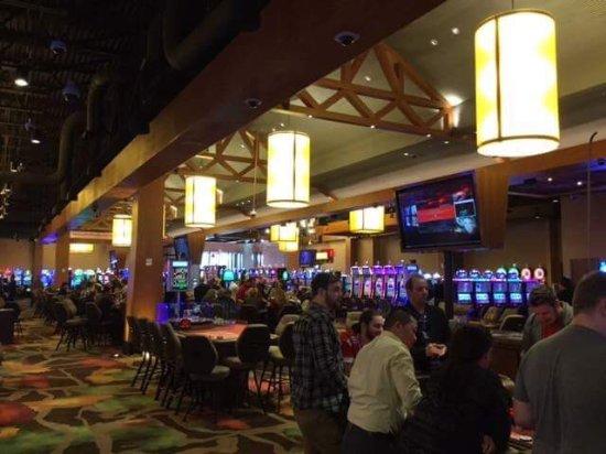 Pittsburg, KS : Kansas Crossing Casino + Hotel