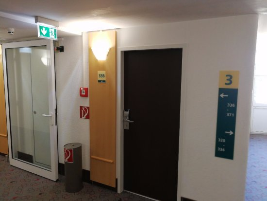Ibis Muenchen City Nord: My room
