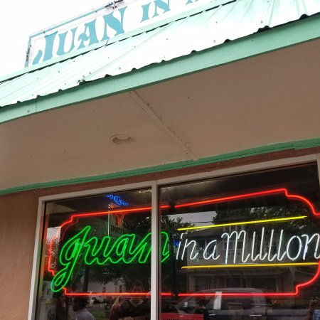 Photo of Mexican Restaurant Juan In A Million at 2300 E Cesar Chavez St, Austin, TX 78702, United States