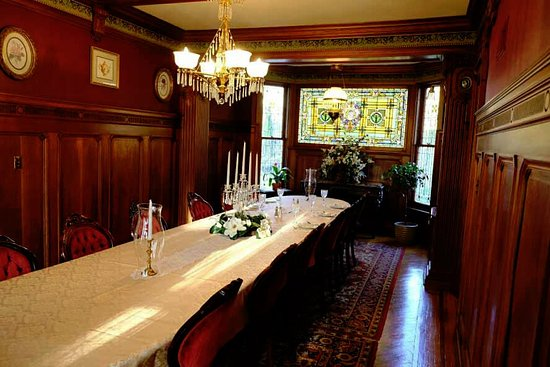 Emigsville, PA: Emig Mansion Breakfast Dining Room