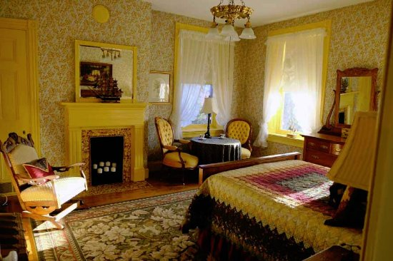 Emigsville, PA: Emig Mansion Bedroom Suite