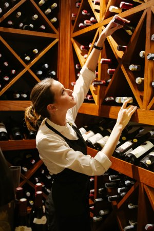 Press Club: Megan Price - our sommelier