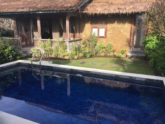 Villa avec piscine priv e 502 photo de keraton jimbaran - Villa avec piscine privee ...