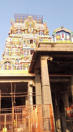Sriperumbudur, الهند: Adi Kesava perumal 3