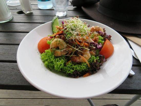 Matheson Cafe: Thai salad