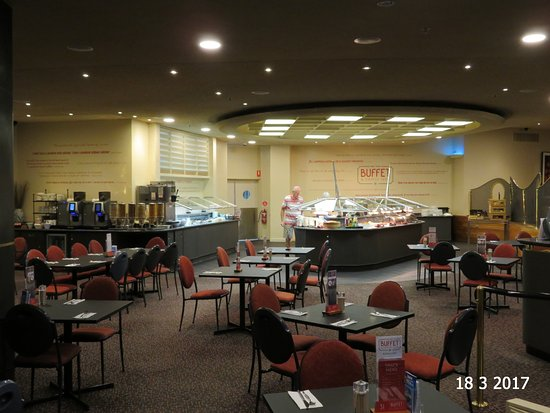Wrest Point Buffet
