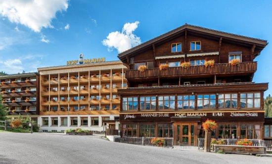 Photo of Golf-& Sport Hotel Hof Maran Arosa