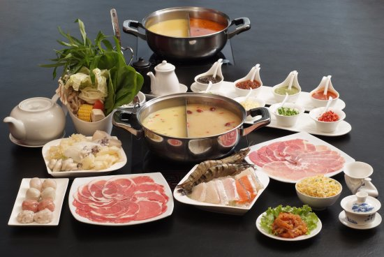 Ping's Thai Teochew Seafood Restaurant : Ping's Hotpot