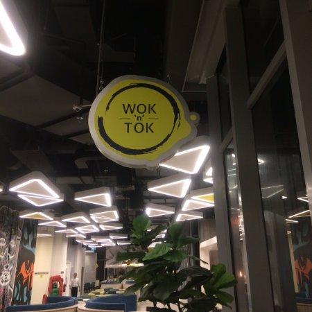 wok and talk