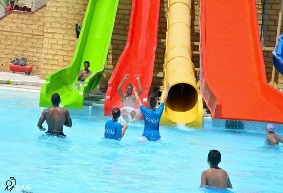 Royal Lagoons Aqua Park Resort and Spa : Resort Aqua Park
