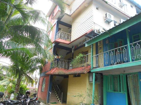 Deepantar Residency