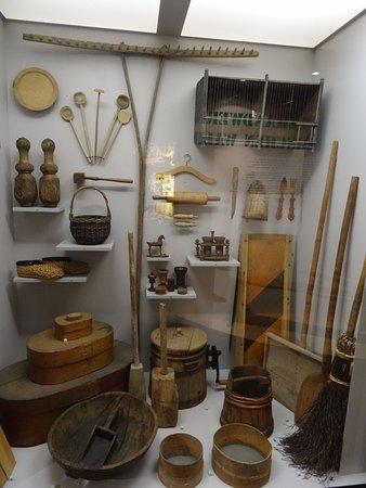 Handwerksmuseum : Agriculture tools