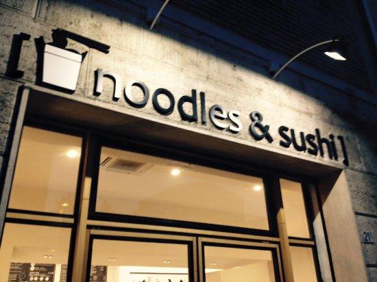 Noodles & Sushi @ Via Trento, Parma - Restaurant Reviews, Phone ...