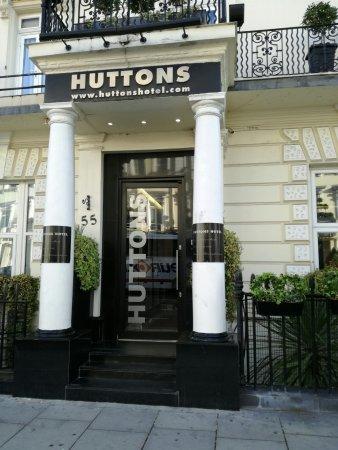 Foto de Huttons Hotel