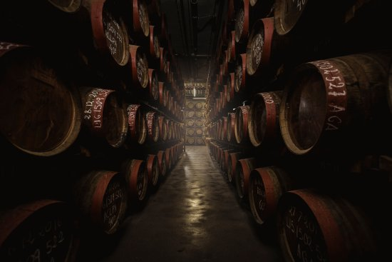 Arehucas Rum Distillery
