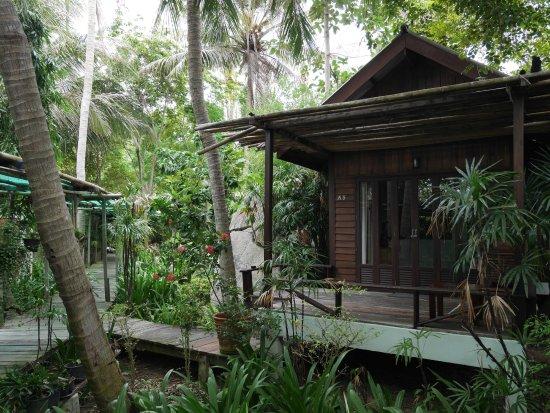 Entrance - Picture of Sunset Cove Resort, Ko Pha Ngan - Tripadvisor